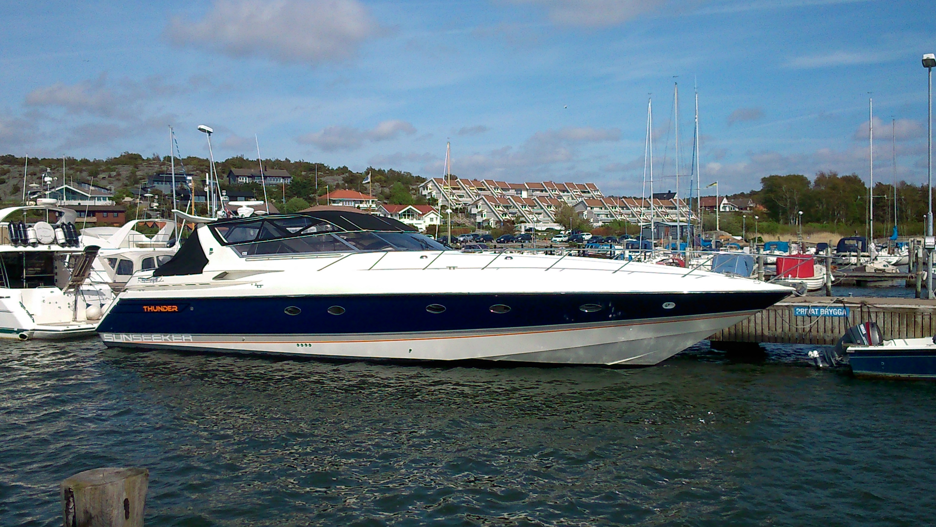 Sunseeker Renegade 60