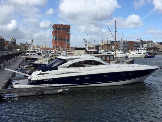 Sunseeker 61 Sensaction IV